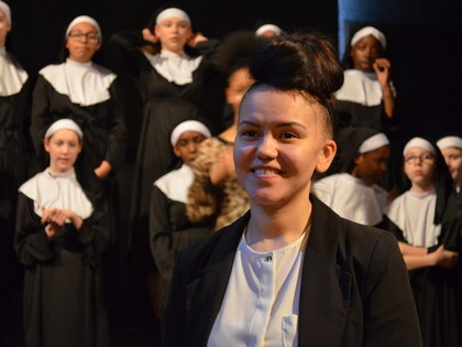 Sister Act Drama Production