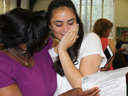 Exam Results Day 2018 - GCSE