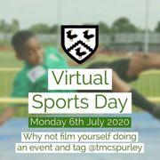 Virtual sports day 2020